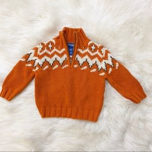Genuine kids knitted sweater size 12mos